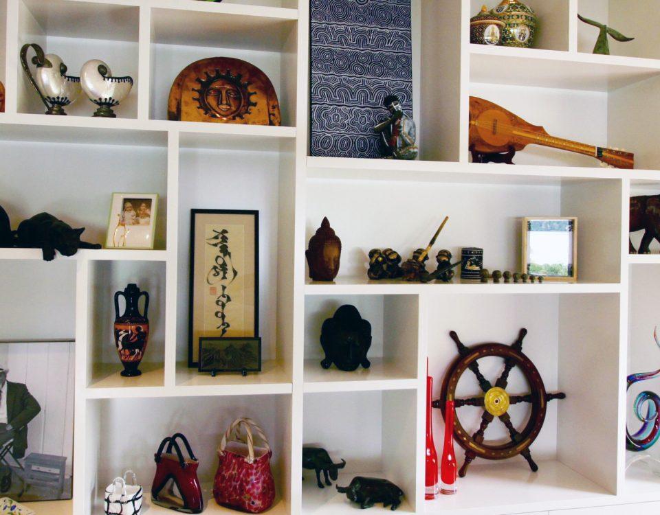 Rotorua Joinery - Custom Bookshelves