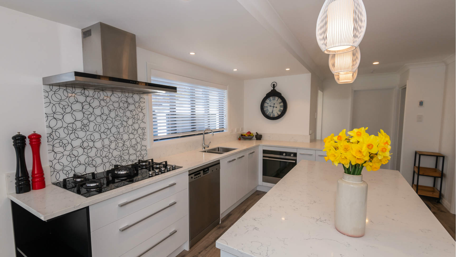 Residential Joinery - Lynmore Rotorua Kitchen