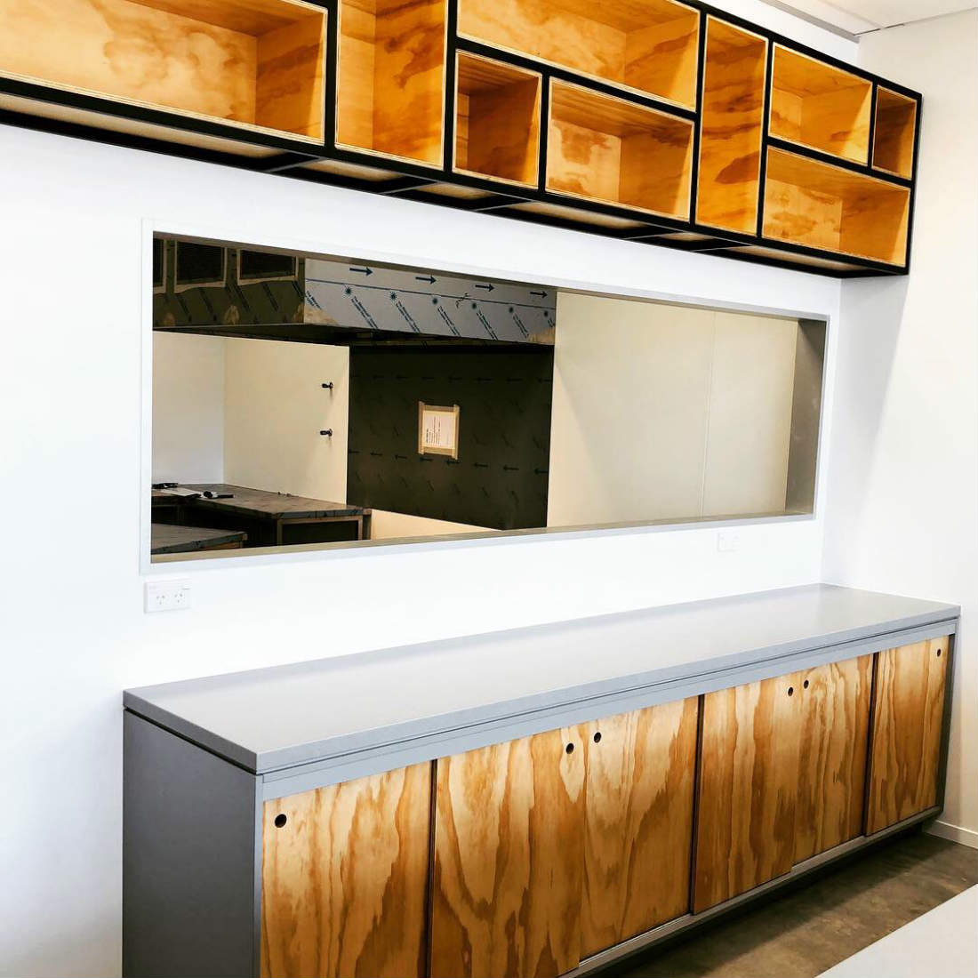 Redwood Joinery - Commercial Fitout - Musa Sushi 1 - Bay of Plenty