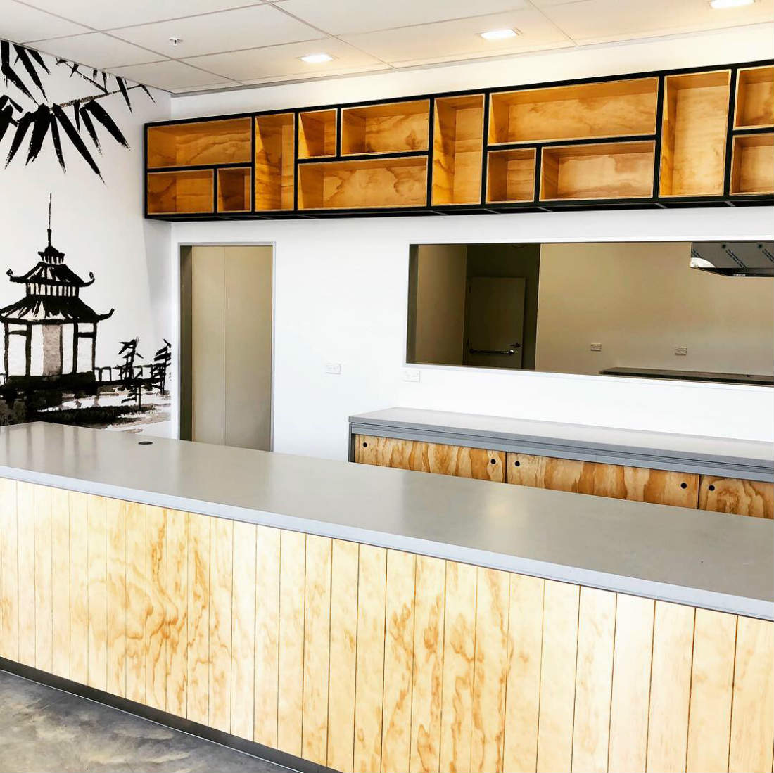 rcial Fitout - Musa Sushi 2 - Bay of Plenty